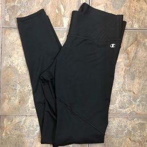 CHAMPION BLACK LEGGING